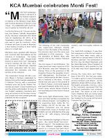 KCA Monti Fest Report